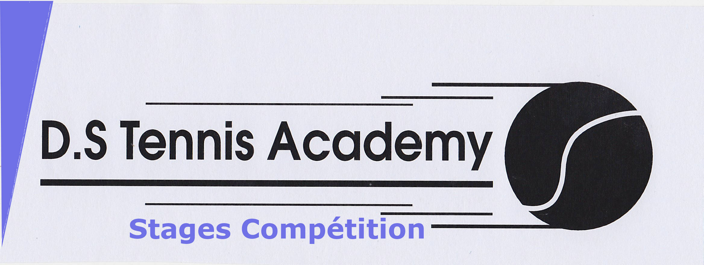 Stages Compétion DS Tennis Academy