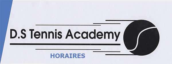 Horaires Cours Hiver 2021-22