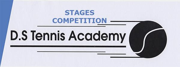 Stages Compétition été 2021